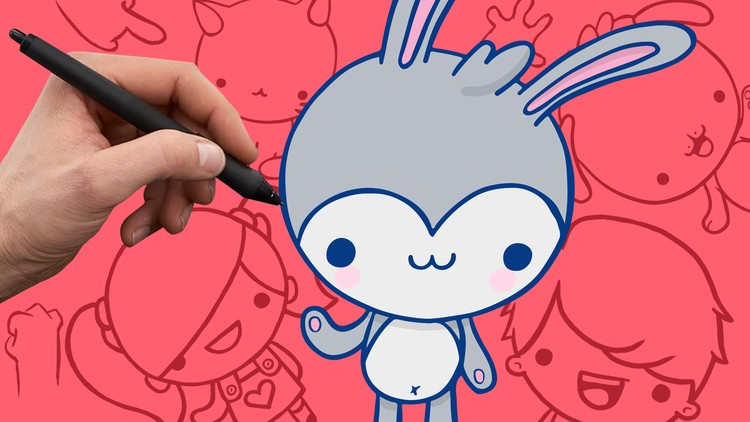 100 Off How To Draw Cute Cartoon Characters
