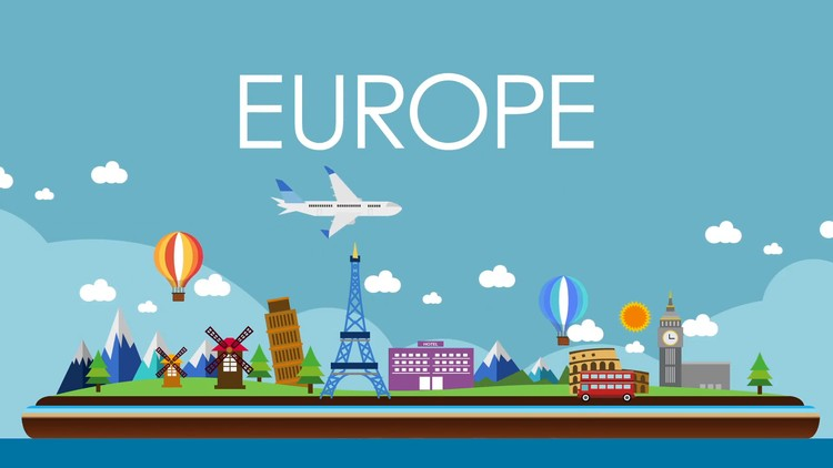 european travel destinations coursework For almost than 10 years european best destinations has been offering people from all over the world holiday inspiration as the best city breaks in europe, the best ski resorts or christmas markets, the most romantic destinations, the best beaches and many other inspirational rankings.