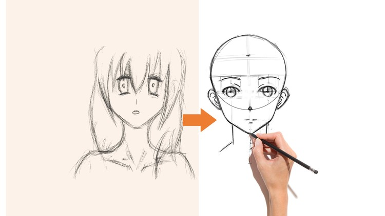 udemy 100 freelearn how to draw anime with the rogue
