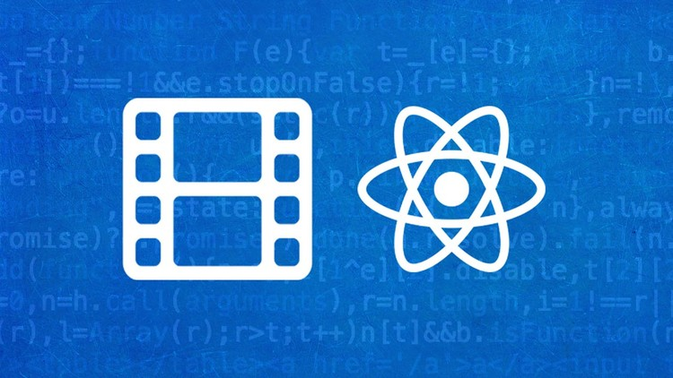 Udemy 100% Off]-Beginner React course (2018)  Create a Movie