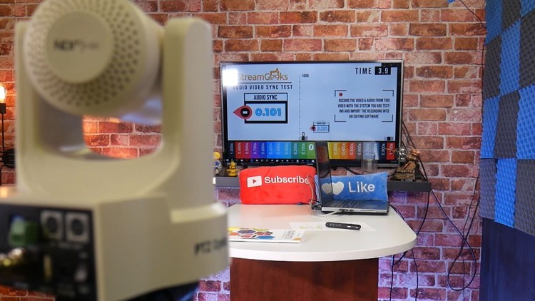 Udemy 100% Free]-2019 Open Broadcaster Software - OBS Live