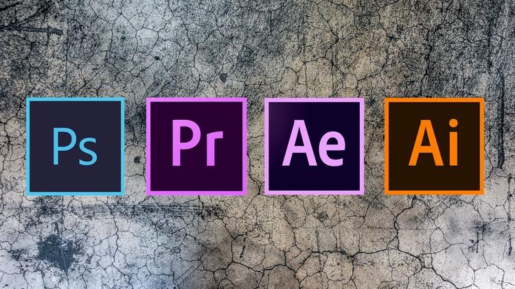 Udemy 100% Off]-Adobe Masterclass: Illustrator, Photoshop