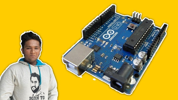 Udemy 100% Free]-The Complete Arduino Course - Learn with 30