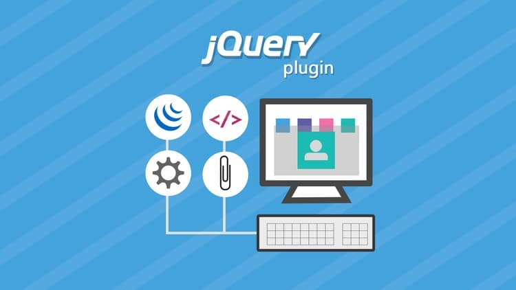 Udemy 100% Free]-Build a Complete JQuery Plugin